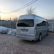 Тойота HiAce 2014 Эксклюзив, в Екатеринбурге