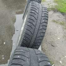 """Колёса Bridgestone 15"""" зима, в Домодедове"""