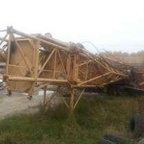 Монтаж, демонтаж кранов башенных, козловых, мостовых, в Южноуральске
