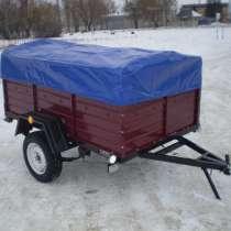 Новый легковой прицеп с завода, в г.Одесса