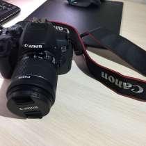 Новый фотоаппарат Canon 700D, в Перми