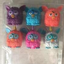 Игрушка мялка антистресс Furby, AngryBirds, My little pony, в Самаре