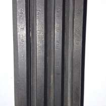 Гребенка резьбонарезная 14Н трубная (2686-0033) Р18, в Новосибирске
