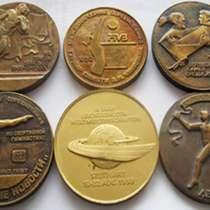 Спортивные настольные медали, в Москве