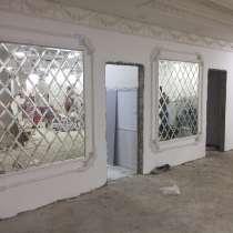 Ромбики зеркала Актау, декор мозайка айна, фацет нарезка, в г.Актау