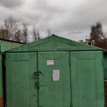 Продаю заводской б/у металлический гараж 2800х1860х5400, в Москве