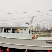 Водометный катер Баренц 1100, в Архангельске
