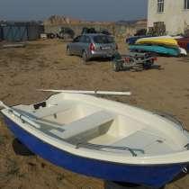 Моторная лодка Ганьча, в г.Гродно
