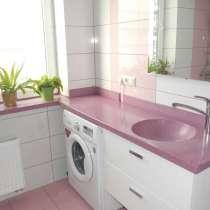 Столешницы для ванных комнат из жидкого гранита GraniStone, в г.Хаапсалу