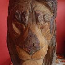 Голова льва, в Санкт-Петербурге