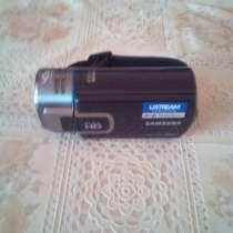 Продаю видеокамеру Samsung HMX-QF30, в Москве