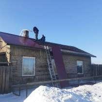 Ремонт крыш, в Ангарске