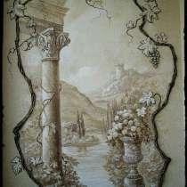 Роспись Стен, в г.Тбилиси