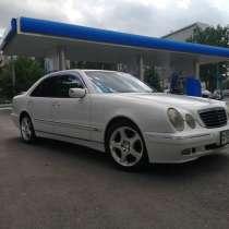 Продаю Mercedes-Benz Е 210, V 4.3, 2001 г. в, 12 600 $, в г.Бишкек