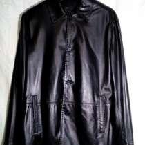 Итальянская кожаная куртка, в Москве