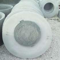 Крышка колодца с люком Плита ППЛ-10 в Домодедово, в Домодедове