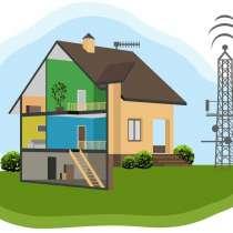 Безлимитный интернет в частный Дом и Офис, в Ростове-на-Дону