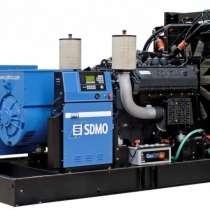 Дизель-генераторные установки SDMO серии EXEL, в Москве