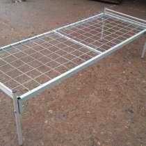 Кровати металлические с доставкой., в Шатуре