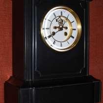 Старинные каминные часы. Россия-Швейцария, 1901 г, в Санкт-Петербурге