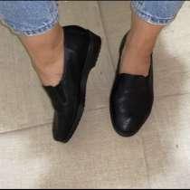 Кожаные туфли, в Владикавказе