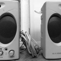 "Колонки мини ""Hi-Fi speaker"" компа, в Белгороде"