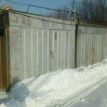 Гараж металлический, в Комсомольске-на-Амуре