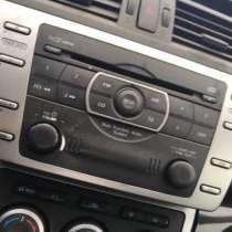 Автомагнитола Mazda 6 07 -.штатная GS1F669RXA, в Екатеринбурге