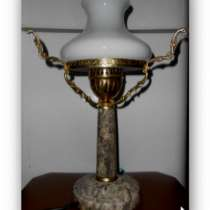 Настольная лампа 1950х., в Иванове
