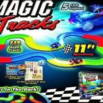 Magic Tracks гоночная трасса-конструктор 220 деталей, в Брянске