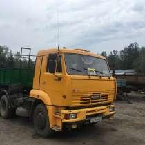 Камаз 65116, в Минусинске