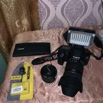 Продаю фотоаппарат Canon 60d+, в Ялте
