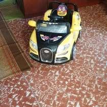 Продам детский электро автомобиль, в Тюмени