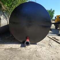 Поставка пожарных резервуаров из стали, емкостей для различн, в г.Жодино