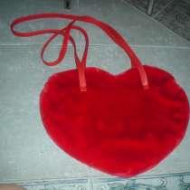 Милая сумка-сердце. день Святого Валентина, в Екатеринбурге