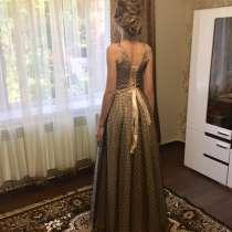 Бальное платье, в Константиновске