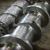 Ремонты шнеков экструдеров, изготовление комплектующих, в г.Новополоцк