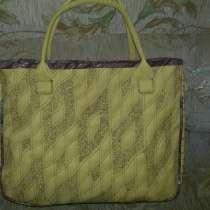 Продам стёганую сумку из японской плащевой ткани, в Новосибирске