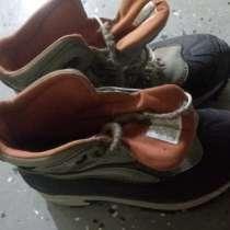 Продам зимние ботинки Colambiz OmniTech, недорого, б/у, в Новосибирске
