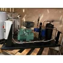 Агрегат на базе BITZER 2CC-4.2Y-40S с ресивером, в Адлере