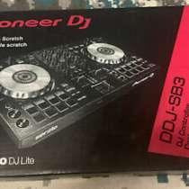 BNIN Sealed Pioneer DDJ-SB3 Digital DJ Controller - Serato D, в г.Duanesburg