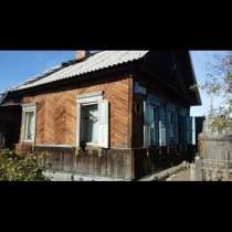 Дом бревенчатый, в Иркутске