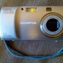 Цифровой фотоаппарат - Olympus Camedia C-310 Zoom, в г.Донецк