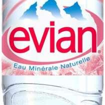 """Вода """"Evian"""" Still (""""Эвиан"""") негазированная, в Владивостоке"""
