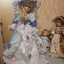 Фарфоровые куклы. Кукла светильник, в Копейске
