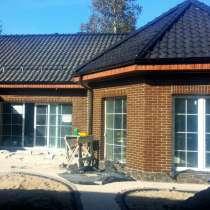 Декоративный печатный бетон, отделка фасадов, в Калининграде
