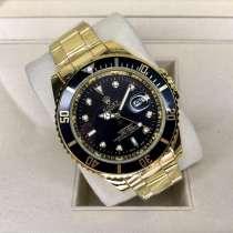 Мужские часы ROLEX SUBMARINER (gold), в Челябинске