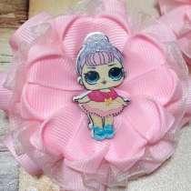 Модные резиночки с куколками лол, в Пензе