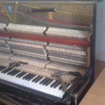 Реставратор и настройщик фортепиано ищет работу, в Краснодаре