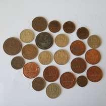 Монеты с буквами л и м, в г.Витебск